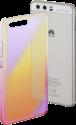 hama Mirror Coque - Pour Huawei P10 - Jaune/Rose