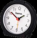 hama Classic - Réveil - Analogique - Noir/Blanc