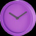 hama Retro - Horloge murale - Ø 15 cm - Violet