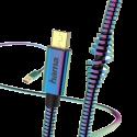 hama Rainbow - Câble de charge/synchronis. - 1.5 m