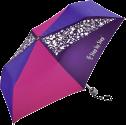 Step by Step Ombrello Purple & Rose - Con effetto Magic Rain - Viola/Rosa