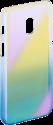 hama Mirror - Für Samsung Galaxy J7 (2017) - Blau/Gelb