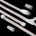 hama Antenne câblée DAB+ - Blanc