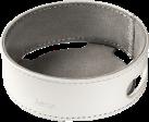 hama 181528 - Boîtier de protection - Pour Amazon Echo Dot (2ème génération) - Blanc