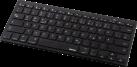hama KEY4ALL X510 - Bluetooth-Tastatur - QWERTZ (deutsch) - Schwarz