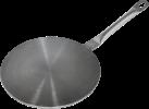 xavax 111396 - Plaque adaptatrice pour plaque à induction - 23.5 cm - Argent