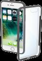 hama Frame - Étui - Pour Apple iPhone 7/8 - Transparent/Gris