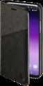 hama Booklet Gentle - Étui portefeuille - Pour Samsung Galaxy S8 - Noir