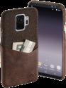 hama Gentle - Pour Samsung Galaxy S9 - Marron foncé