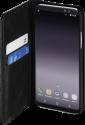 hama Gentle - Étui portefeuille - Pour Samsung Galaxy S9+ - Noir