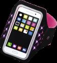 Hama Running - Brassard de sport - Pour smartphones, Taille XL - Rose