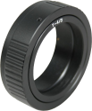 baader planetarium T-Ring - Pour Four Thirds - Noir