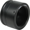 baader planetarium T-Ring - Pour Micro Four Thirds - Noir