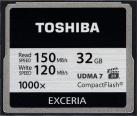 TOSHIBA EXCERIA CompactFlash, 32 GB