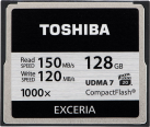 TOSHIBA EXCERIA CompactFlash, 128 GB
