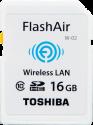 TOSHIBA SDHC FlashAir, 16 GB