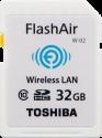 TOSHIBA SDHC FlashAir, 32 GB