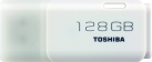 TOSHIBA TransMemory U202, 128 GB, bianco