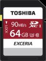 TOSHIBA EXCERIA N302, 64 GB
