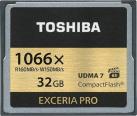 TOSHIBA EXCERIA PRO C501 CompactFlash, 32 Go