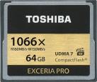TOSHIBA EXCERIA PRO C501 CompactFlash, 64 GB