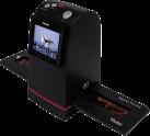 Rollei DF-S 190 SE - Scanner des Diapositivas - 3600 dpi - Nero