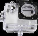 Rollei Custodia Subacquea - Per Actioncam 510/610/525/625 - Transparent