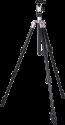 Rollei C50i - Dreibeinstativ - 4-in-1 - titanium