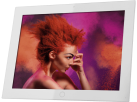 Rollei Pissarro DPF-900 - Digitaler Bilderrahmen - 9.7 - weiss
