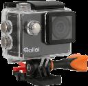 Rollei Actioncam 425 - Résolution vidéo 4K - noir