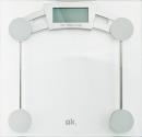 ok. OPS 100 - Pèse-personne - Jusqu'à 150 kg - Verre trempé
