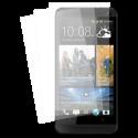 ISY IHO 2000 Displayschutzfolie, für HTC One, 3er Pack