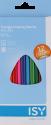 ISY IOE-1011 - Crayons - 12 couleurs