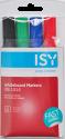 ISY IOE-1014 - Whiteboard Marker - 3 couleurs
