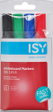 ISY IOE-1014 - Whiteboard Marker - 4 colori