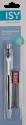 ISY IOE-1019 - Matita meccanica con 12 ricariche - Nero