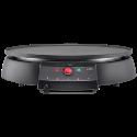 ok. OCP 300 - Macchine per crêpe - Termostato regolabile continuamente - nero