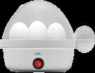 ok. OEB 102 W - Eierkocher - für 1 - 7 Eier - Weiss