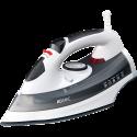 KOENIC KSI 240 - Ferro da stiro - 2400 watt - Bianco/Grigio