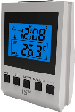 ISY IDC-1101 - Radio sveglia digitale - Bianco