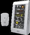 ISY IWS 6101 - Comfort Station Météo - Ecran LCD - Blanc