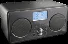 PEAQ PDR220-B - Internetradio - WLAN - schwarz
