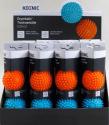 KOENIC KDB 02 - Sèche Balls 2 Pack - résistance à la température jusqu'à 125 ° C - Bleu / Orange