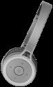 ISY IBH-2100-TI - Bluetooth-Kopfhörer - Eingebautes Mikrofon - Titan
