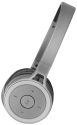 ISY IBH-2100-TI - Casque audio Bluetooth - Microphone intégré - Titane