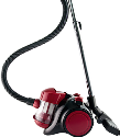 ok. OVC 3110 A - Bagless Vacuum Cleaner - 700 Watt - Energy class: A - Red