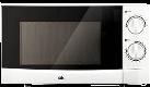 ok OMW 171 W - Mikrowelle - 700 Watt - Fassungsvermögen: 17 l - Weiss