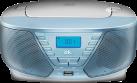 ok. ORC 311 - Radioregistratore - con USB - Azzurro