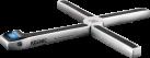 KOENIC KKS 3230 - Küchenwaage - Max. 5 Kg - Silber