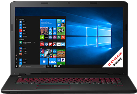 PEAQ PNB G3017 - I5C1 - Gaming Notebook - Intel® Core™ i5-7200U Processore (fino a 3.1 GHz, 3 MB Intel® Cache) - Nero
